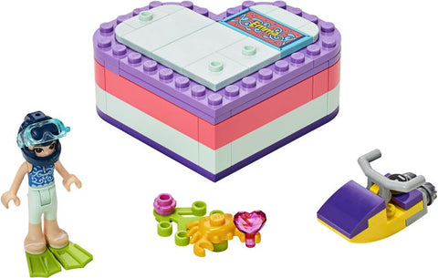 LEGO Friends Emma's Summer Heart Box (41385)