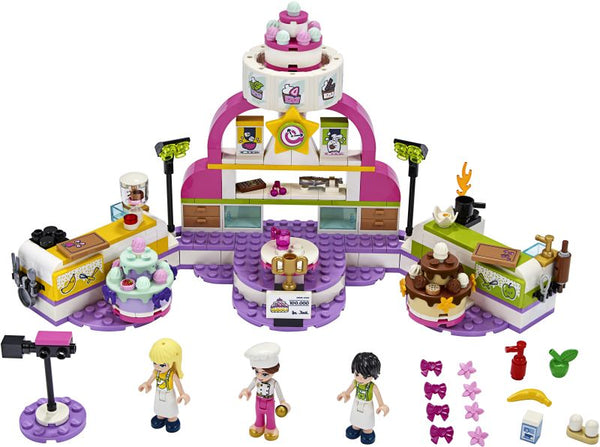 LEGO Friends Baking Competition (41393)