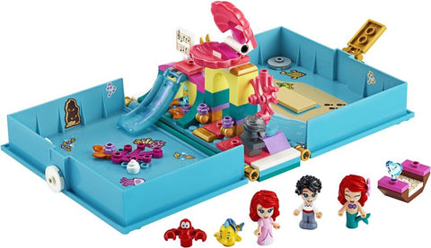 LEGO Disney Princess Ariel's Storybook Adventures (43176)