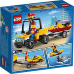 LEGO City Beach Rescue ATV (60286)