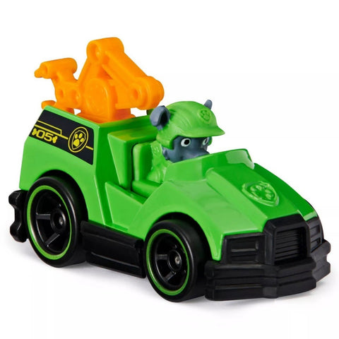 Paw Patrol Μεταλλικά Οχήματα Mission Paw Rocky True Metal Vehicle (20133194)