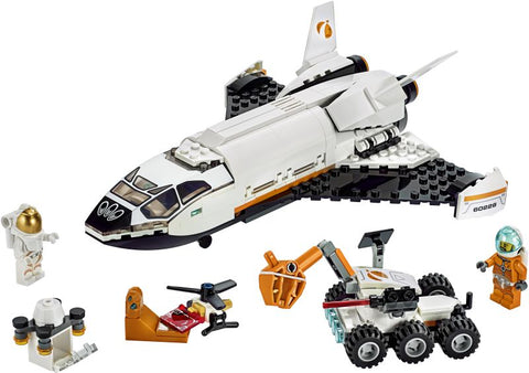 LEGO City Space Mars Research Shuttle (60226)