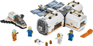 LEGO City Space Lunar Space Station (60227)