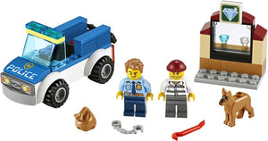 LEGO City Police Dog Unit (60241)