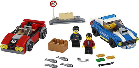 LEGO City Police Highway Arrest (60242)