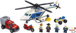 LEGO City Police Helicopter Chase (60243)