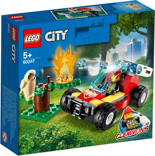 LEGO City Forest Fire (60247)