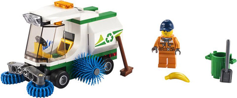 LEGO City Street Sweeper (60249)