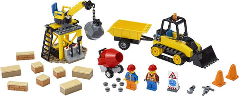 LEGO City Construction Bulldozer (60252)