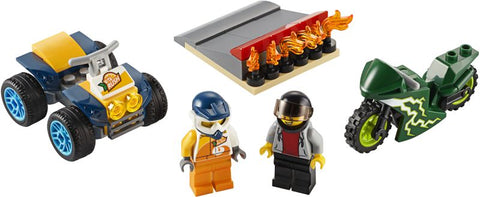 LEGO City Stunt Team (60255)