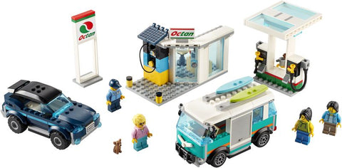 LEGO City Service Station (60257)