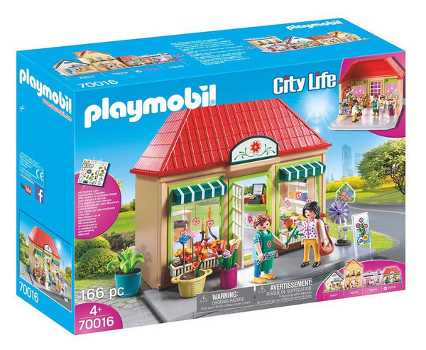 Playmobil City Life My pretty Play-Flowershop (70016)