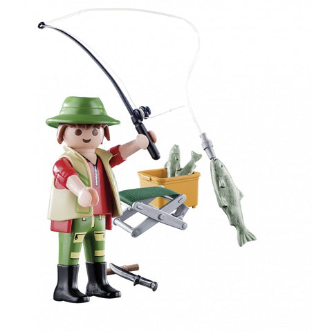 Playmobil Special Plus Ψαράς (70063)