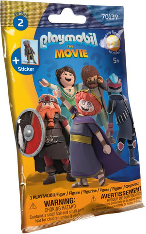 Playmobil Movie Figures S2 (70139)