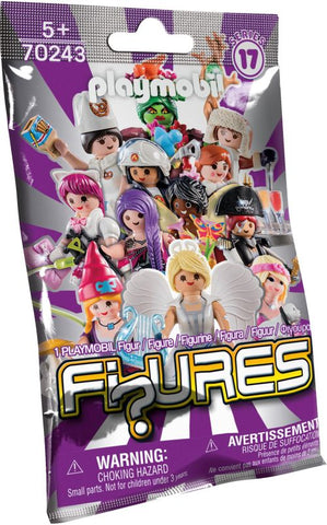 Playmobil Figures Girls σειρά 17 (70243)