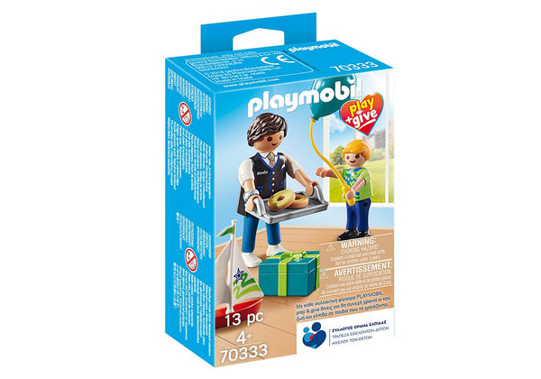 Playmobil Play & Give Νονός (70333)