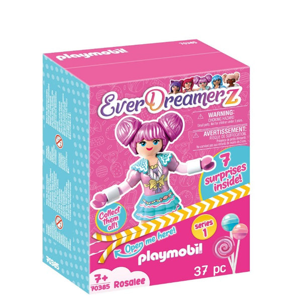"Playmobil EverDreamerz Ροζαλία ""Candy World"" (70385)"