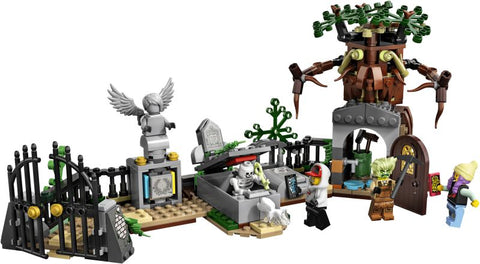 LEGO Hidden Side Graveyard Mystery (70420)