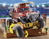 Playmobil Stunt Show Monster Truck Κόκκινος Ταύρος (70549)