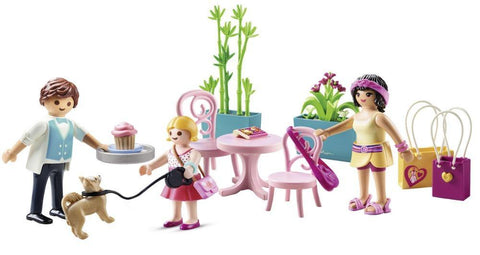 Playmobil City Life Fashion café (70593)