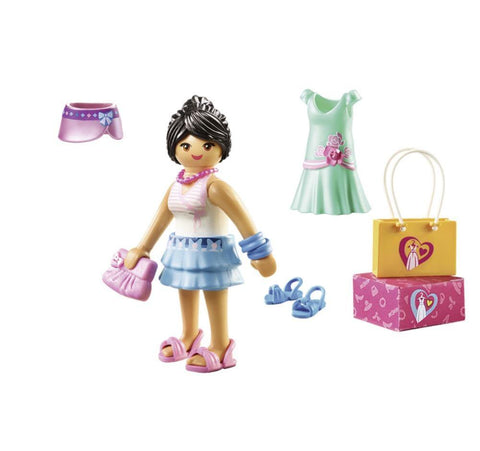 Playmobil City Life Fashion Girl (70596)