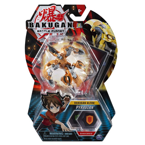 Bakugan Battle Planet: Bakugan Ultra Pyravian Ball Pack (20114720)