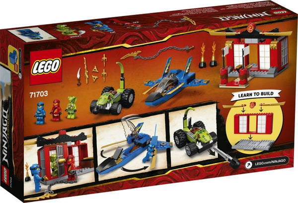 LEGO Ninjago Storm Fighter Battle (71703)