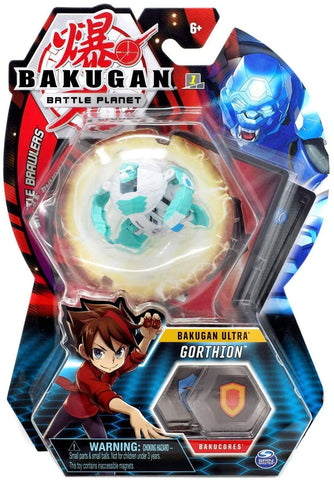 Battle Brawlers - Bakugan Ultra Gorthion Ball Pack (20107970)