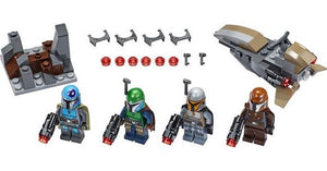 LEGO Star Wars Mandalorian™ Battle Pack (75267)