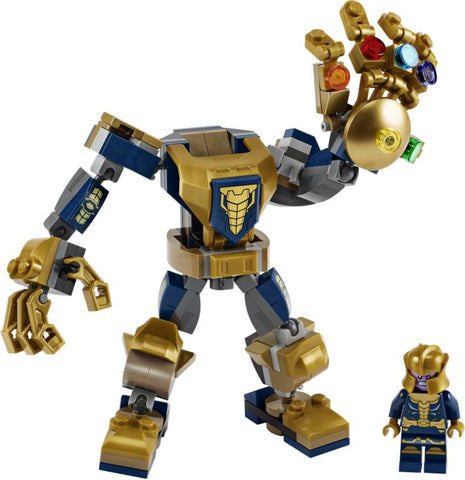 LEGO Super Heroes Thanos Mech (76141)