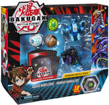 Bakugan Battle Pack - Aquos Nobilious & Darkus Krakelios (20115153)