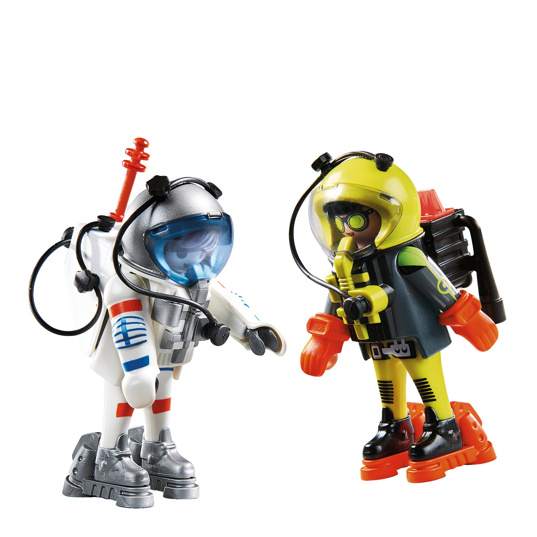 Playmobil Space Duo Pack Αστροναύτες (9448)