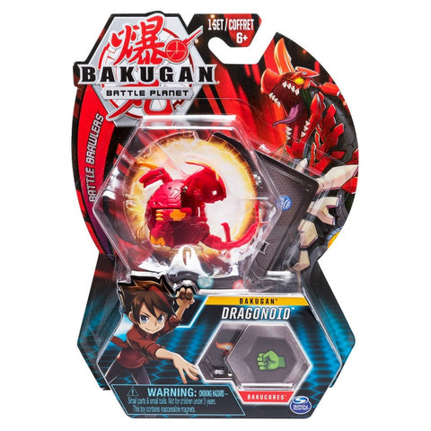 Bakugan Battle Planet: Battle Brawlers - Dragonoid Ball Pack (20103975)