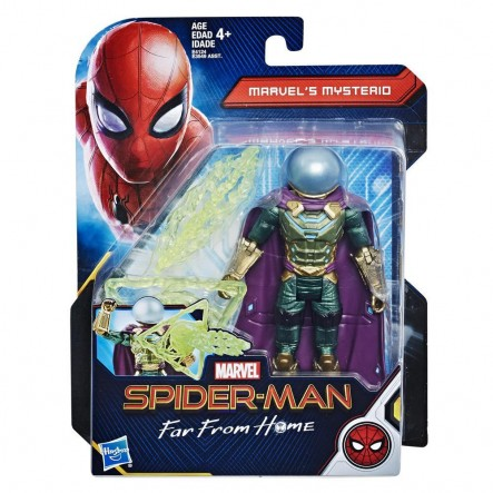 SPIDER-MAN MOVIE 6IN FIGURE ASST (E3549/4124)
