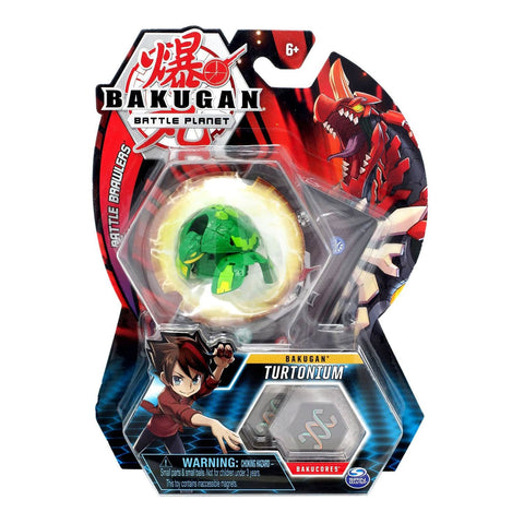 Bakugan Battle Planet - Turtonium Ball Pack (20113143)