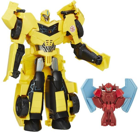 Transformers RID Minicon Power Heroes (B7067)