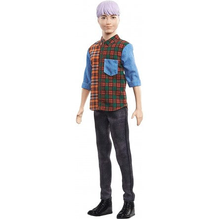 Barbie KEN FASHIONISTAS (GYB05)