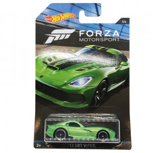 ΑΥΤΟΚΙΝΗΤΑΚΙΑ HOT WHEELS FORZA RACING (DWF30/DWF36)