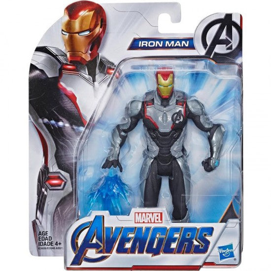 Marvel Avengers 6In Movie Figures (E3348/E3926)
