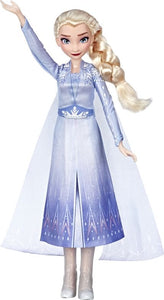 Disney Frozen II Singing Doll 2 Σχέδια (E5498)