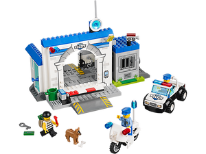 Lego City Police – The Big Escape (10675)