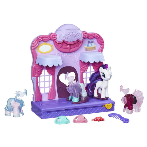 MY LITTLE PONY RARITY FASHION RUNWAY (B8811)