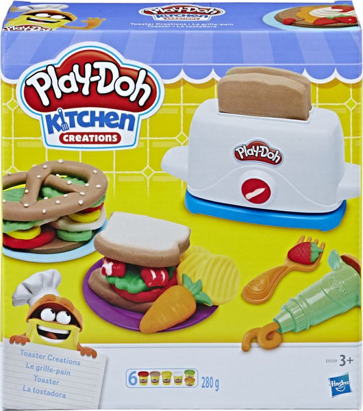 Playdoh Toaster Creations (E0039)