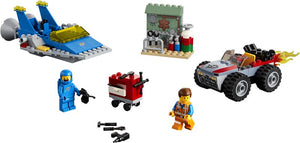 LEGO Movie 2 Emmet and Benny's 'Build & Fix' Workshop! (70821)
