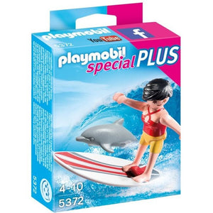 Playmobil Special Plus Σέρφερ με σανίδα (5372)