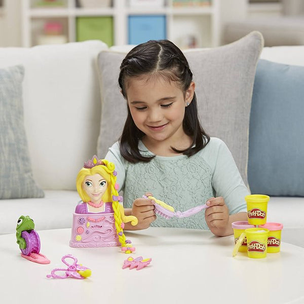 PLAY-DOH DISNEY PRINCESS RAPUNZEL'S ROYAL SALON ΣΕΤ ΠΛΑΣΤΕΛΙΝΗ (C1044)