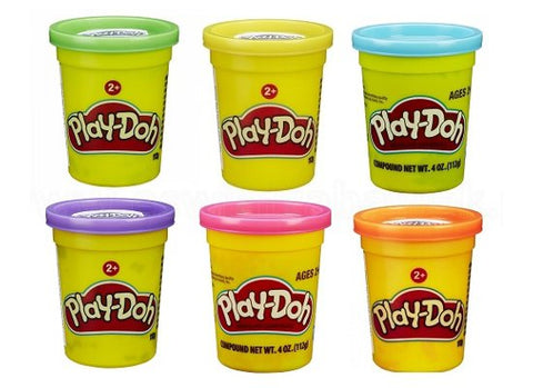 PLAY-DOH ΜΟΝΟ ΒΑΖΑΚΙ (B6756)