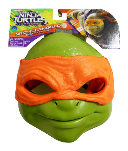 Teenage Mutant Ninja Turtles MOVIE 2 ΜΑΣΚΕΣ 4 ΣΧΕΔΙΑ (TUV08000)