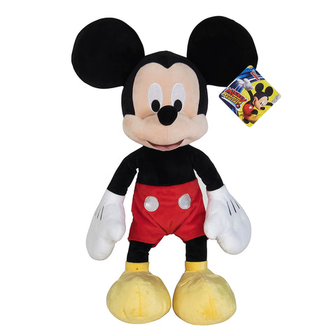 Mickey and the Roadster Racers Χνουδωτό Mickey Mouse 61 εκ. (1607-01700)
