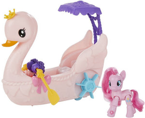 My Little Pony Explore Equestria Swan Boat (B3600)